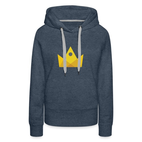 I am the KING - Women's Premium Hoodie
