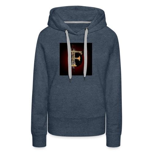 fofire gaming/entertainment - Women's Premium Hoodie