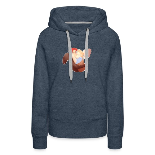 ineffable husbands - Women's Premium Hoodie
