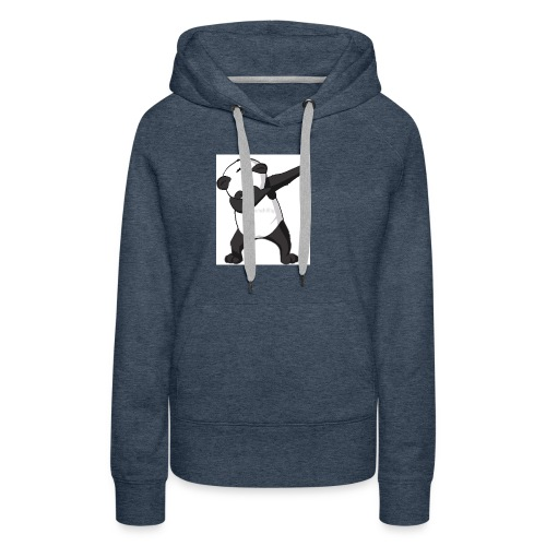 savage panda hoodie - Women's Premium Hoodie