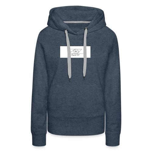 Tragedy Call Logo - Women's Premium Hoodie