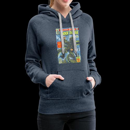 Under the Sea Comic Adventure - Women's Premium Hoodie