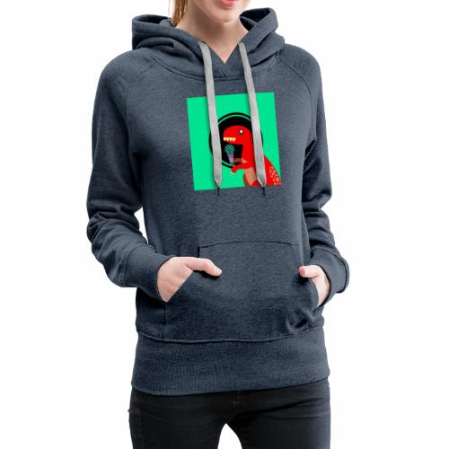 YouTube Logo 1 Merch! - Women's Premium Hoodie