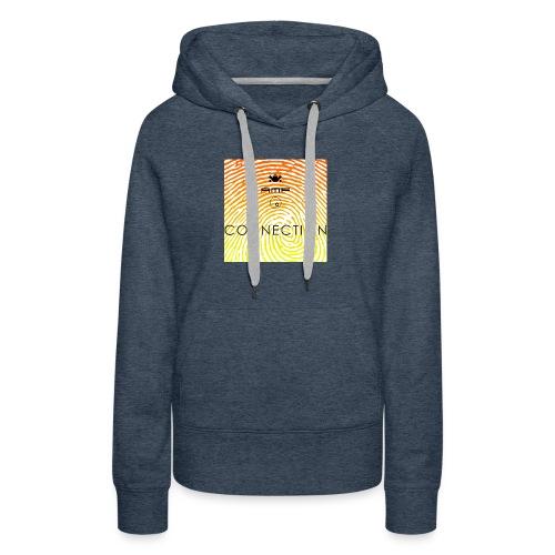 Conection T Shirt - Women's Premium Hoodie