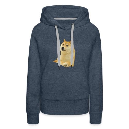 doge - Women's Premium Hoodie