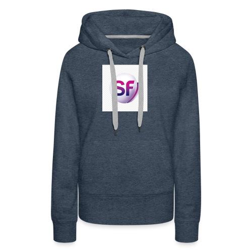 SF Logo - Women's Premium Hoodie