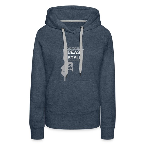 Activate: Beast Style - Women's Premium Hoodie