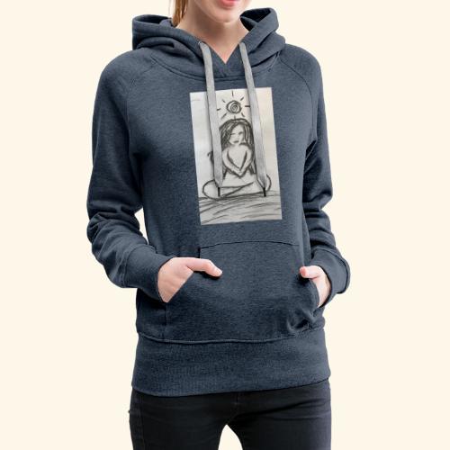 Reikigirl - Women's Premium Hoodie