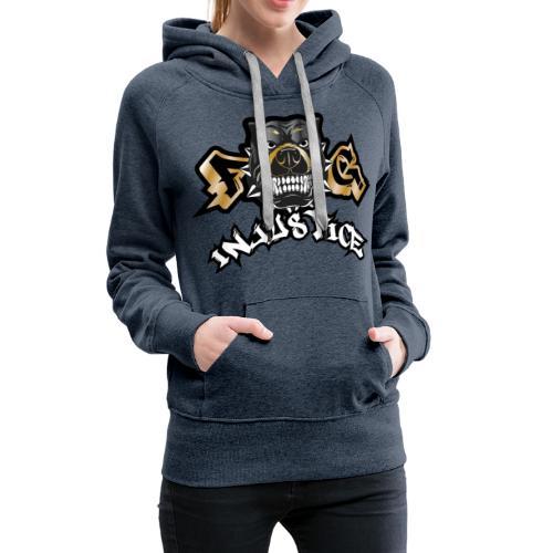 Injustice FG - Women's Premium Hoodie