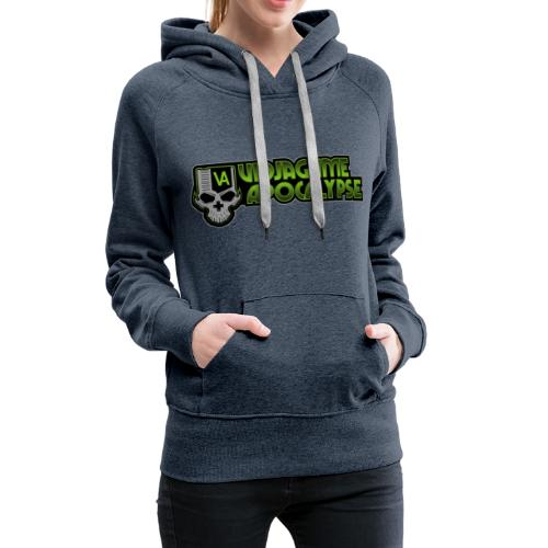VGA Logo - Women's Premium Hoodie