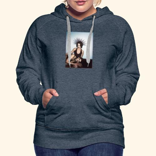 A Match Made in Heaven, or somewhere like it - Women's Premium Hoodie