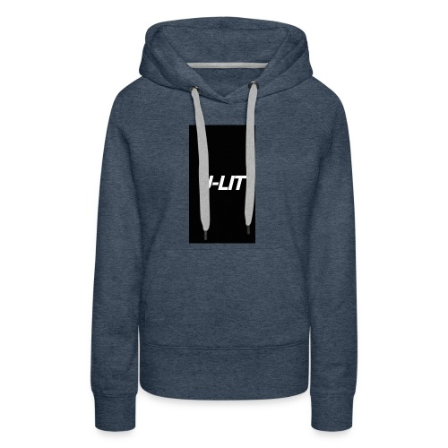 J-LIT Clothing - Women's Premium Hoodie