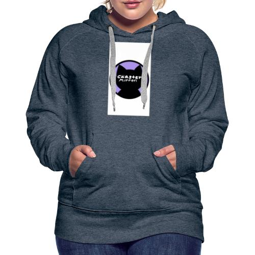 Coaster Kitten Official 2018 Logo - Women's Premium Hoodie