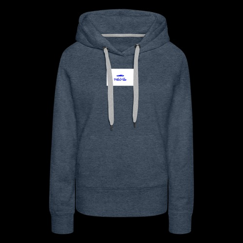 Blue 94th mile - Women's Premium Hoodie