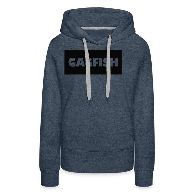 GAGFISH BLACK LOGO