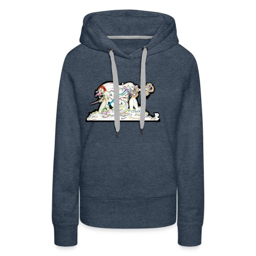 MD At Your Side - Women's Premium Hoodie