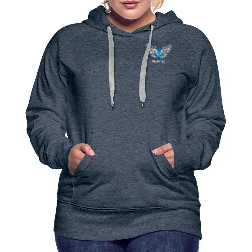 Diabetes - Strength and Courage - Women's Premium Hoodie
