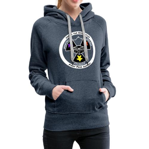 Pikes Peak Gamers Convention 2019 - Clothing - Women's Premium Hoodie