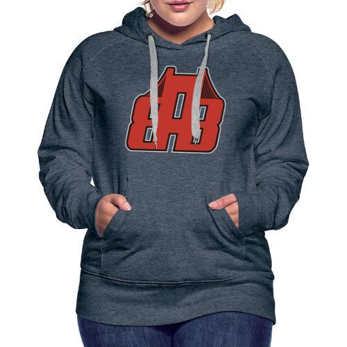 Bay Area Buggs Official Logo - Women's Premium Hoodie