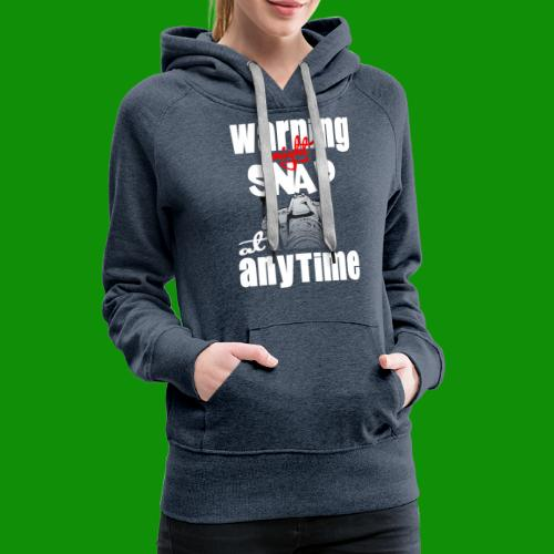 Might Snap Photography - Women's Premium Hoodie