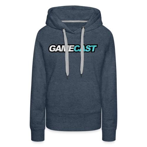 GameCast Official Line - Women's Premium Hoodie