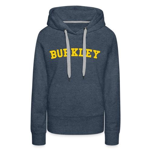 Burkley - Women's Premium Hoodie