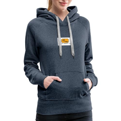 AL_Voice Media Logo - Women's Premium Hoodie