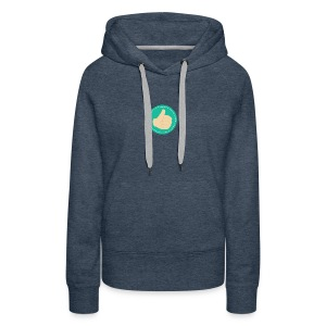 Thumb Up - Women's Premium Hoodie
