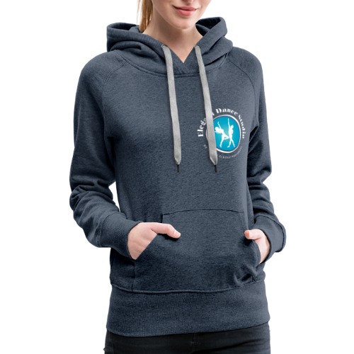 EDS Logo 2 - Women's Premium Hoodie