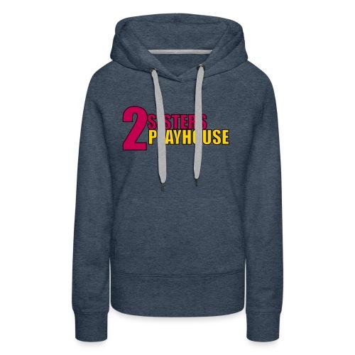 2sisters color 1 - Women's Premium Hoodie