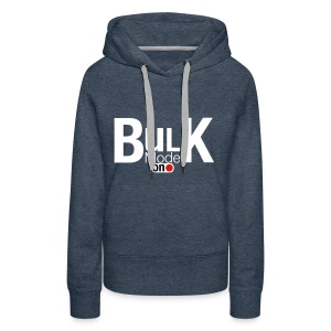 Bulk Mode On - Women's Premium Hoodie