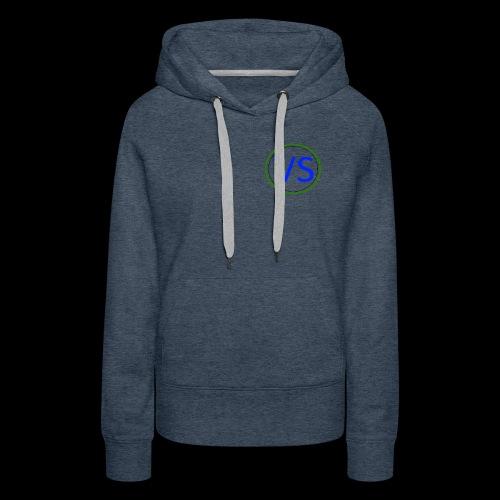 VS Logo - Women's Premium Hoodie