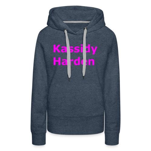 Kassidy Harden - Women's Premium Hoodie