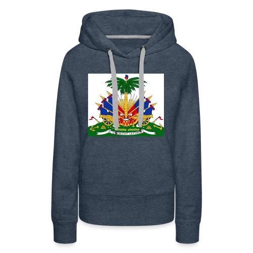 haitian 101 - Women's Premium Hoodie