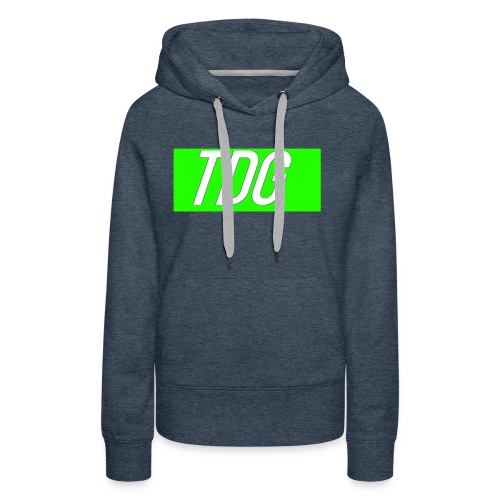TDG Limited Merch! - Women's Premium Hoodie