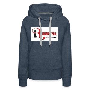 Rubinstein Chess Academy Logo - Women's Premium Hoodie