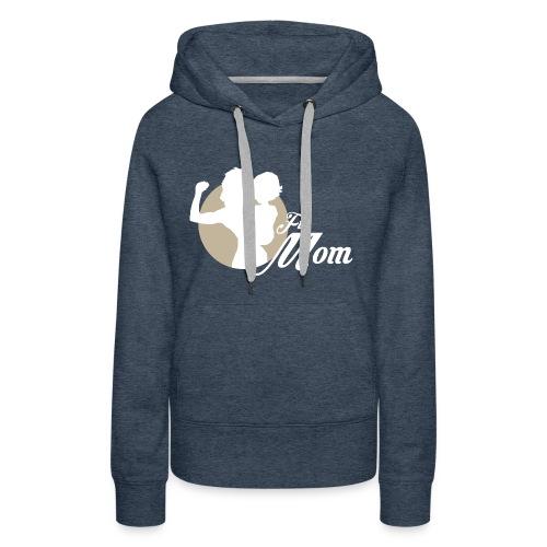 fit mom 1 - Women's Premium Hoodie