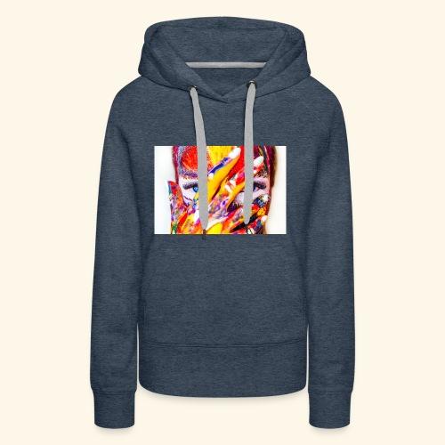 color - Women's Premium Hoodie