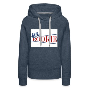 Little Rookie American - Women's Premium Hoodie