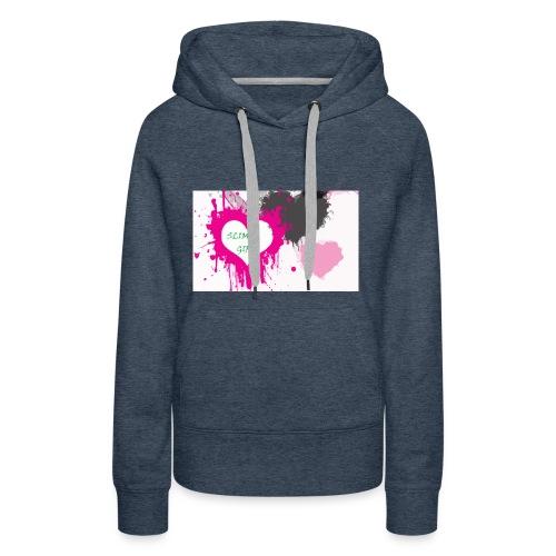 SLIME GIRL - Women's Premium Hoodie