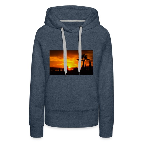 last sunset - Women's Premium Hoodie