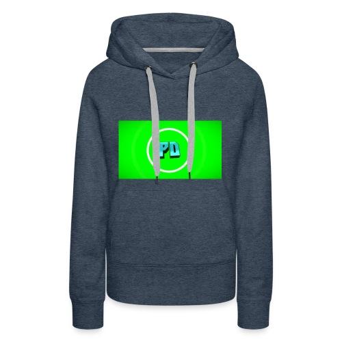 PD Green - Women's Premium Hoodie