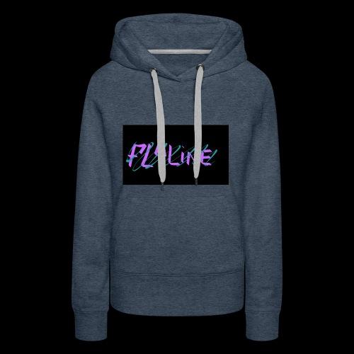 Flyline fun style - Women's Premium Hoodie