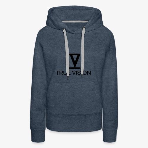 True Vision - Women's Premium Hoodie