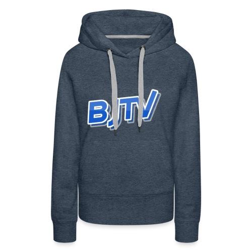 BJTV - Women's Premium Hoodie