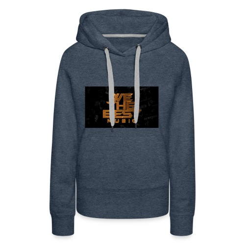 We The Best Music - Women's Premium Hoodie