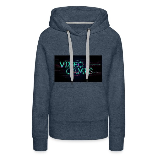 Video games - Women's Premium Hoodie