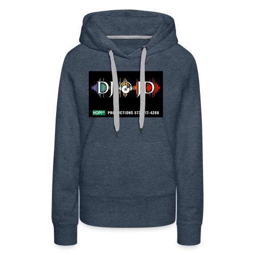 DJ JD - Women's Premium Hoodie