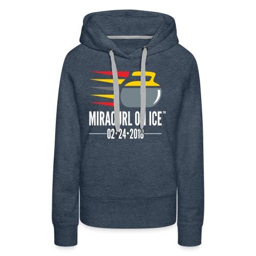 Miracurl On Ice Celebration - Women's Premium Hoodie