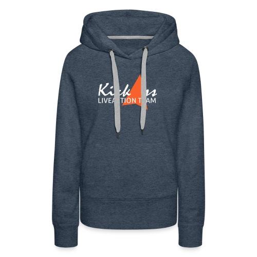 KICKASS - Women's Premium Hoodie